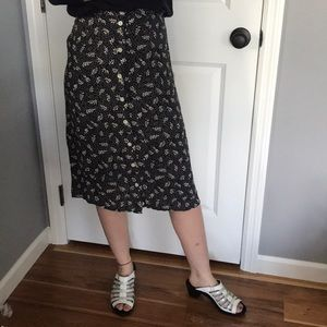 Eddie Bauer long skirt